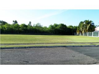 Urb Los Almendros -Solar 997 m2 - acceso cont