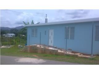 Casa con 11 cuerdas de terreno