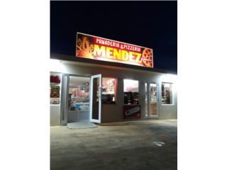 Se vende llave de Panadería y Pizzería