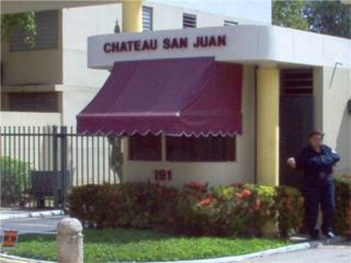**** Cond. CHATEAU SAN JUAN 3C 1.5B ****