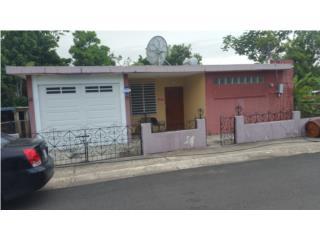 SE VENDE CASA ,  Bajadero Arecibo Puerto Rico