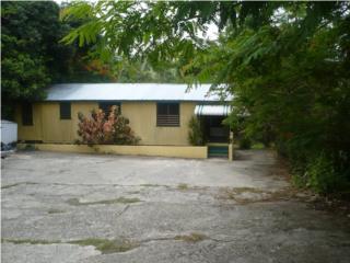 Casa con 1curda de tereno