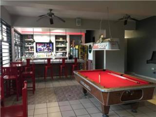 Restaurante, Barra, Agencia Hípica y Casino