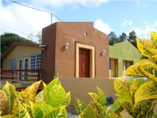 Casa en Niveles en el Yunque con vista al mar