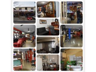 Llave Negocio, Morales Sport & Bar