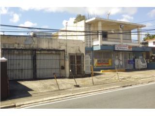 3 Propiedades en 1: Negocio/Casa/Almacen