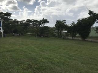 Venta de terreno en el Bo. Florida de Vieques