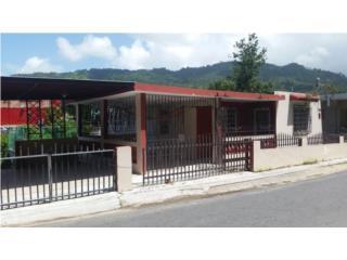 Casa3cuartos,1bano,2plantasBoViviAbajo,Utuado