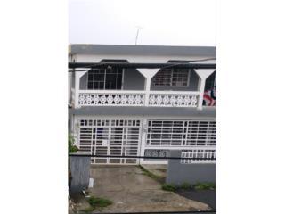 Casa de dos niveles en concreto