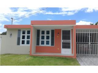 Casa, Urbanización Florida PR