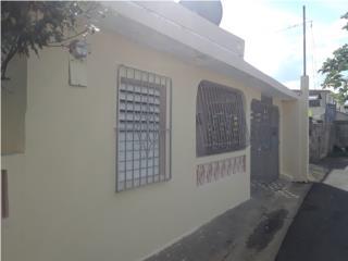 Casa en Cataño Pueblo 3h 1b marquesina, patio