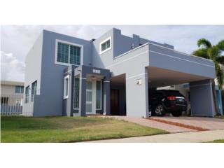 Urb Mansiones del Caribe remodelada 2 Niveles