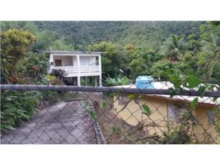 se vende 2 casas con media cuerda de terreno