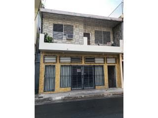 Edificio Comercial y Apartamento