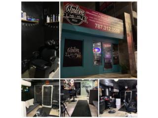Llave de Conocido Salon/Barbería
