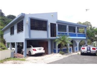 Casa Grande 2 Plantas, apartamento y finca