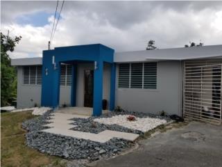 Barrios rio guaynabo casa 3cuarto, 2 baños