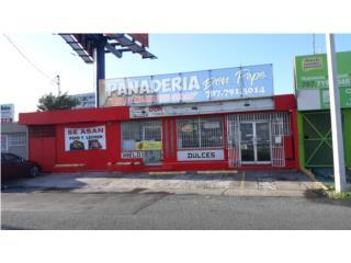 PANADERIA.   RUSHHHHH