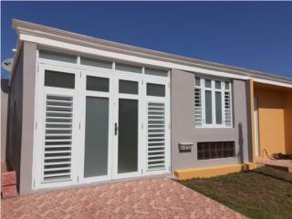 Hermosa residencia en Cemento 3cuartos, 2baño