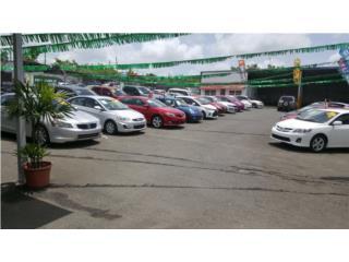 Llave de dealer de autos usados