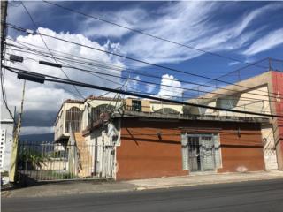 Se vende estructura comercial en Las Piedra