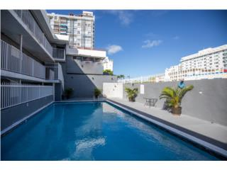 Moderno Apartamento, 1 y 1, Isla Verde