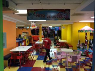 Centro de Entretenimiento Familiar Pizzeria