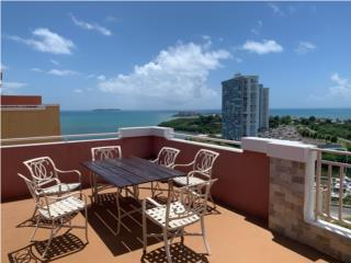 Spectacular 2 stories PH with Ocean View