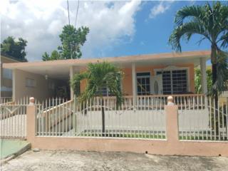 Casa de 4 Habitaciones y 2 Baños en $95,000
