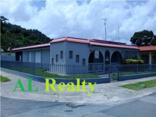 Espaciosa Residencia,Urb.Vega Linda,Jayuya,PR