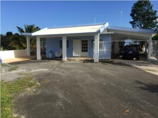 Vendo casa $1,650000 Tejas Yabucoa