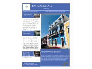 OLD SAN JUAN MIXED BUILDING FOR SALE