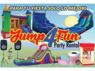 Party Rental & Inflables