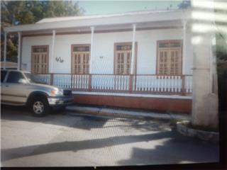 Casa historica plaza Coamo