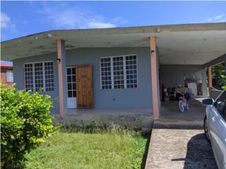 Se vende casa en Bo. Islote, Arecibo