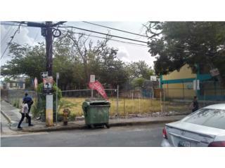 Terreno comercial en Santurce