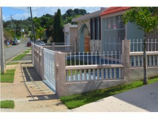 Casa,Alturas de Mayaguez,3cuartos,2baños,140k
