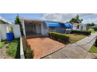 Urb Caribe Garden,casa 5 cuarto,3 baño,marque