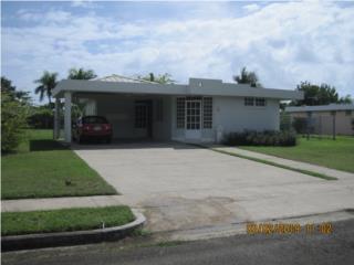 Casa 3 hab. y 2 b. Roosevelt Gardens,Ceiba