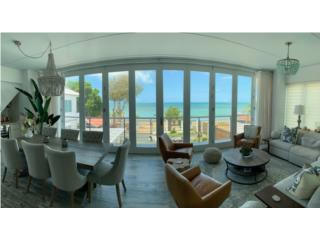 Oceanfront Compound For Sale in Combate Beach
