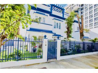 Guest House in Condado: 7 rooms / 7 bath