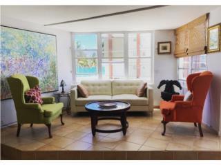 Apartamento Galaxy frte. al mar,3/2/2 $349900K! Bienes Raices Puerto Rico