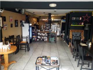 Se vende llave coffee shop super equipado
