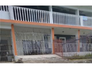 Dos casas en una, 3cuartos,2baño c/u Barrio