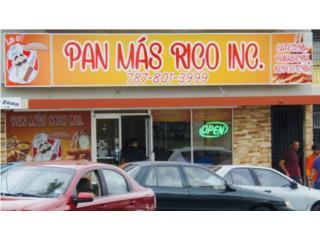Llave Panaderia PAN MAS RICO Bienes Raices Puerto Rico
