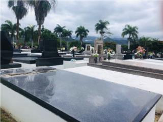 Panteón, Las Mercedes Memorial Park, Ponce PR
