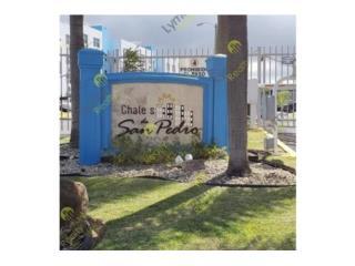 CHALETS DE SAN PEDRO, FAJARDO