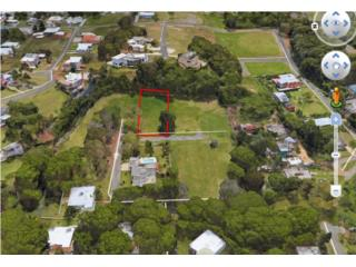 1 residential lot 1,500 m2 Bienes Raices Puerto Rico