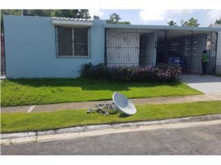Rexville 4-2, terraza, marquesina extendida,  Bienes Raices Puerto Rico