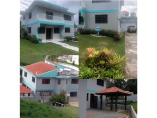 Propiedad de  dos niveles, 4 habitaciones, 3